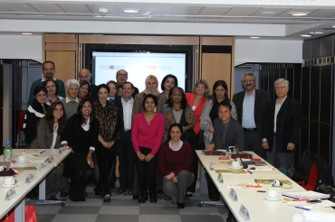 "ERF workshop on ""Women Economic Empowering the MENA Region"""